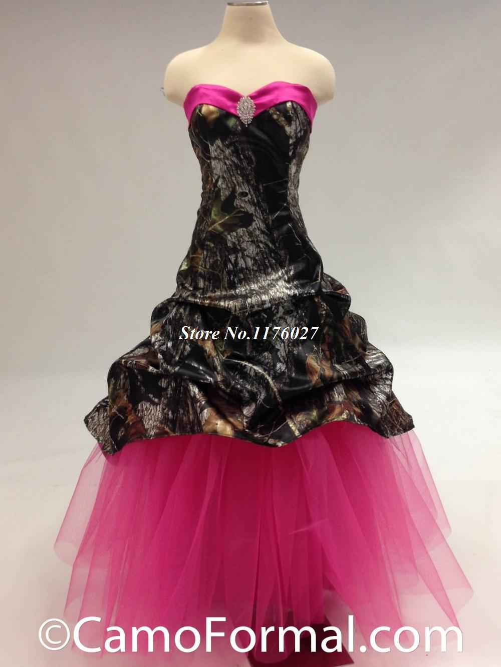 Colorful Red Blue Pink Camo Wedding Dress 2017 Hot Sweetheart Vestidos De Novia Plus Size Gowns Bridal C62 In Dresses From