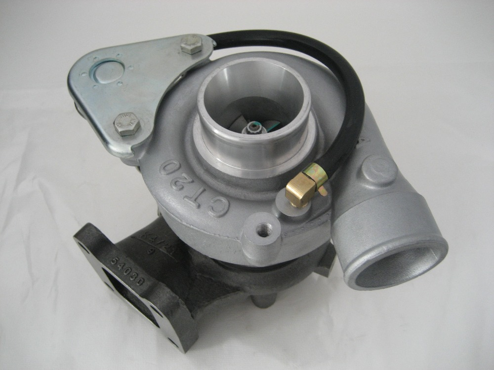 Turbo CT20 17201-54060 Turbocharger For TOYOTA HI-ACE 1995-98 HI-LUX 1997-98 LANDCRUISER 90-96 Surf 4-Runner 2.4L 2L-T 2LT 90HP