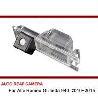 For Alfa Romeo Giulietta 940 10~15 HD SONY CCD Night Vision Car Rearview Park Monitor Parking Reverse Backup Rear View Camera