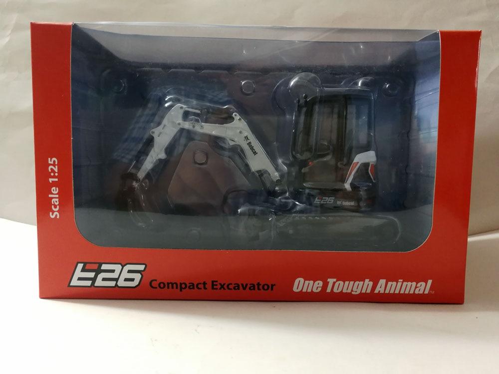 UH8132 1:25 Bobcat E26 компактный экскаватор игрушки