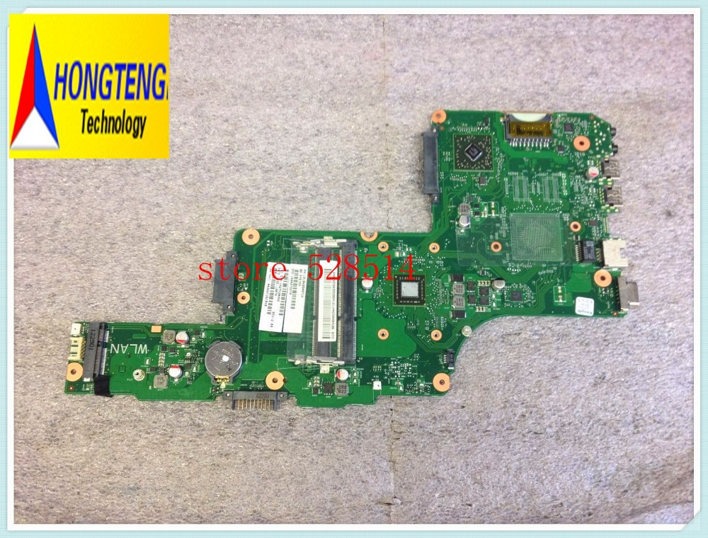 FOR Toshiba Satellite C855D C855D-S5205 Motherboard V000275210 6050A2509901 fully tested