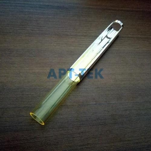 13x80mm E-light IPL Silver Reflection Tube +water Flow UV Glass Tube