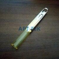 13x80mm E light IPL silver reflection tube +water flow UV glass tube