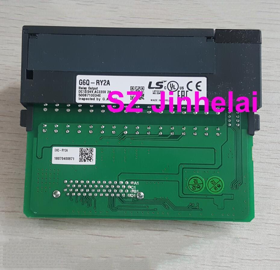 LS G6Q-RY2A authentique unité de sortie PLC d'origine - 3