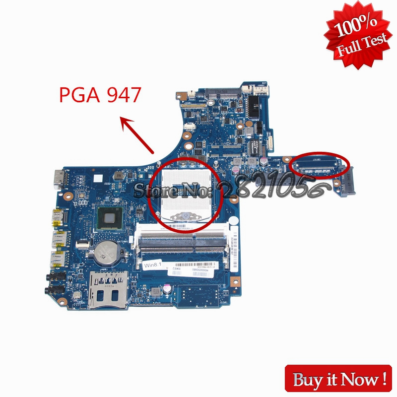 NOKOTION for toshiba satellite S55 S55T S55-A laptop motherboard H000055980 15.6'' PGA947 HM86 GMA HD4400 DDR3