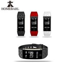 S2 Bluetooth Smart Band Браслет Heart Rate Мониторы IP67 Водонепроницаемый SmartBand браслет ремень Android IOS телефон трекер