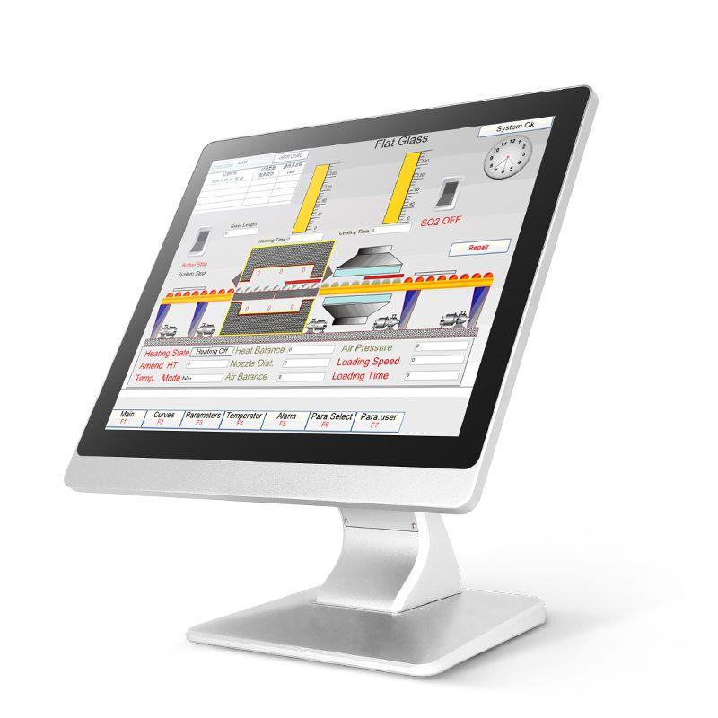Mini PC industriel de panneau de Table d'ordinateur d'écran tactile de résistance sensible de 10.4 pouces avec le Port parallèle