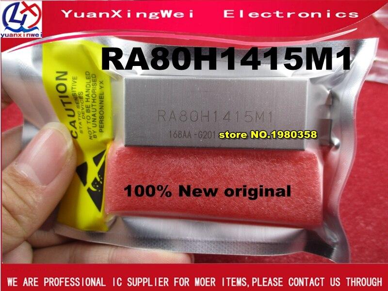 MODULE RA80H1415M RA80H1415M1-201 RA80H1415M1 RA80H1415 NEW ORIGINAL ( Function Is Similar With S-AV36 ,replaced S-AV36A )