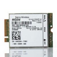EM7355 4G LTE EVDO 42Mbps NGFF Wireless 3G 4G WWAN M 2 Module For HP Lt4111