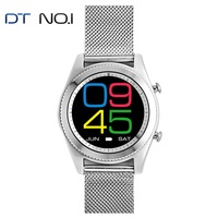 New DT NO 1 S9 NFC Smart Watch MTK2502 Heart Rate Monitor Bluetooth Smartwatch For IOS