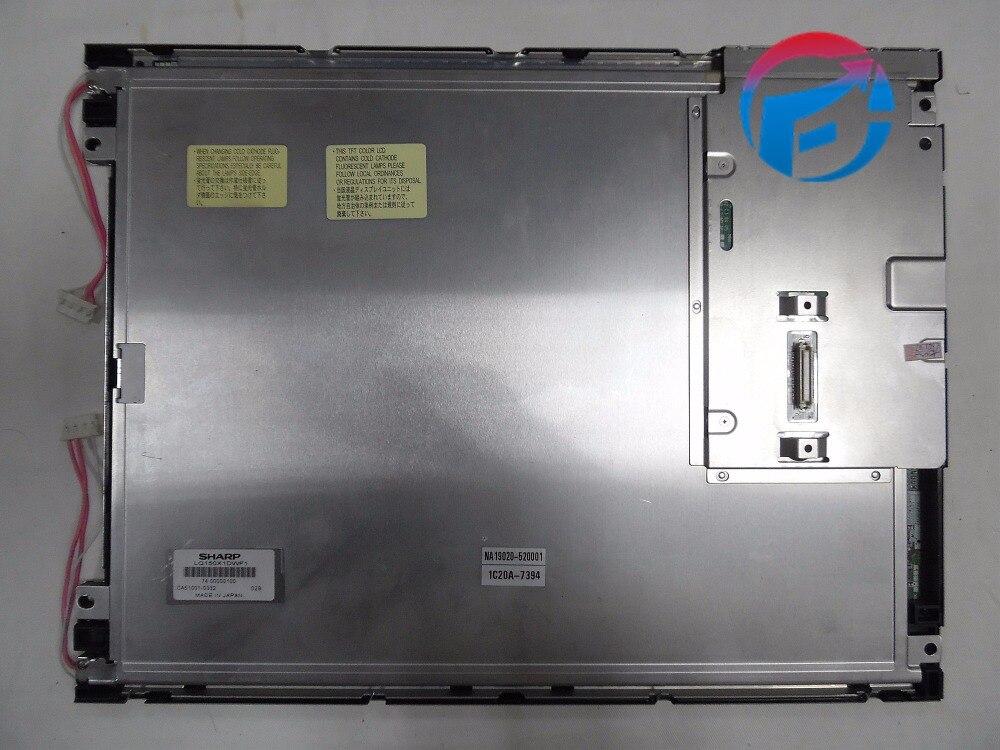 LQ150X1DWF1 15 Lcd Display del Pannello Utilizzato e originaleLQ150X1DWF1 15 Lcd Display del Pannello Utilizzato e originale