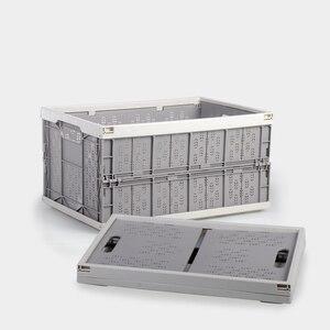 Multi-funktion falte stil Auto Lagerung box Trash box Fit Für Volkswagen