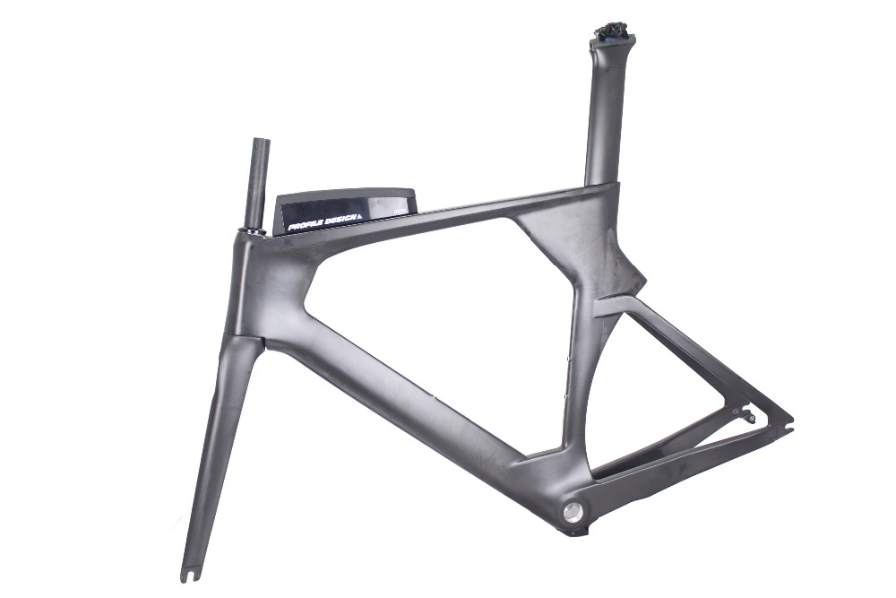 MIRACLE BIKE toray Carbon TT Frame oem Triathlon bikes Carbon time trial Frame Fork Seatpost and ATTK Box цена