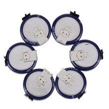6 шт. Fala конденсатор 5.5 В 1.0F кнопку конденсатор супер емкость для емкостного типа «H» интеллектуальный инструмент