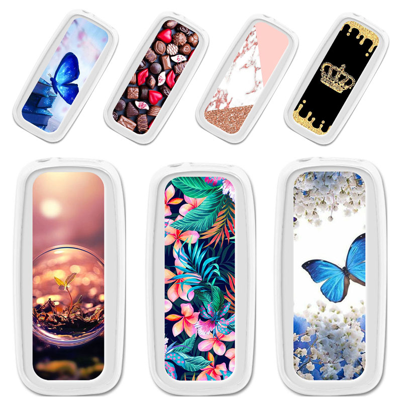 Phone <font><b>Case</b></font> For <font><b>Nokia</b></font> <font><b>105</b></font> <font><b>2017</b></font> <font><b>Cases</b></font> Silicone DIY Patterned Bumper For <font><b>Nokia</b></font> <font><b>105</b></font> <font><b>2017</b></font> TA-1010 1.8 Inch Cover Coque Back Shell image