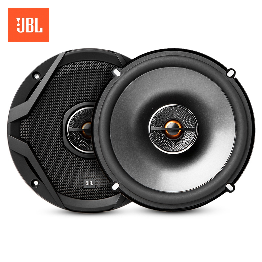 JBL GX602 6.5 inch One Pair of Car Stereo Speaker Coaxial Two-way 60 - 180W Power Output With Hi-Fi Sound Quality ...