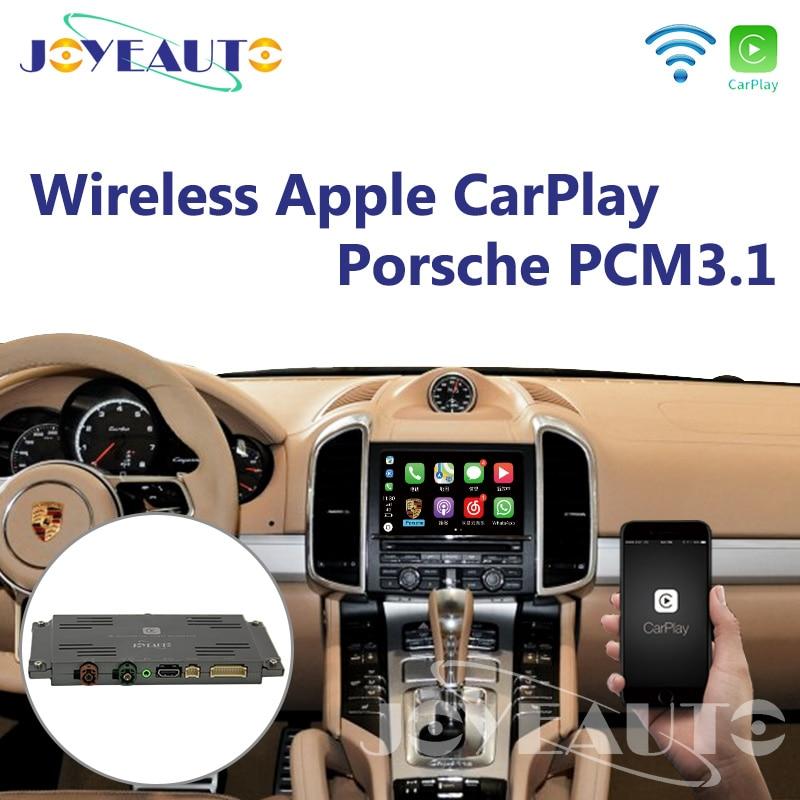 BIG SALE] Wireless Car auto play box for Porsche PCM 3 1