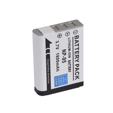 1800mAh NP-95 Digital camera Battery for FinePix F30 zoom, FinePix F31fd, FinePix REAL 3D W1