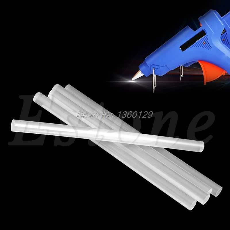 Hot Melt Glue Translucence Stick for Electric Glue Gun Craft Repair Tool 7 //11mm