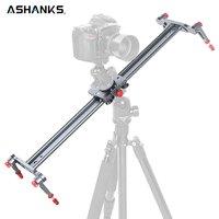 Ashanks 100cm 4 Bearings Camera Slider Carbon Fiber DV Slider Track Video Stabilizer Rail Track Slider