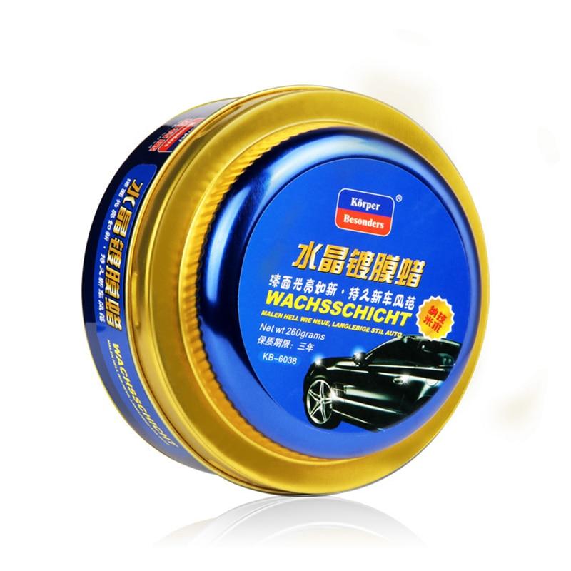Car Paint Care hard car wax nano Automotive Maintenance ...