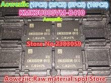 Aoweziic (1 PCS) (2 PCS) (5 PCS) (10 PCS) 100% new original KMK8U000VM-B410 BGA Mémoire puce KMK8U000VM B410