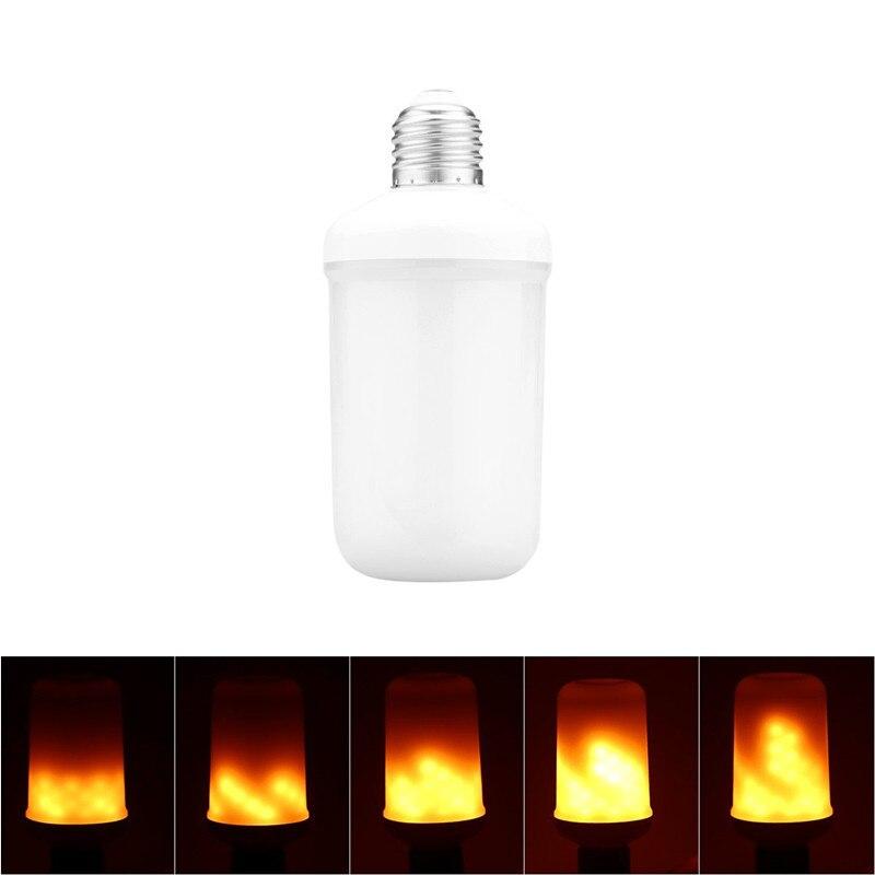50x Newest Led Flame Light Bulbs E26 Standard Base