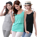 MamaLove Maternity Clothes Breastfeeding Maternity Tank Tops Camis breastfeeding clothes for Pregnant Women nursing tank top