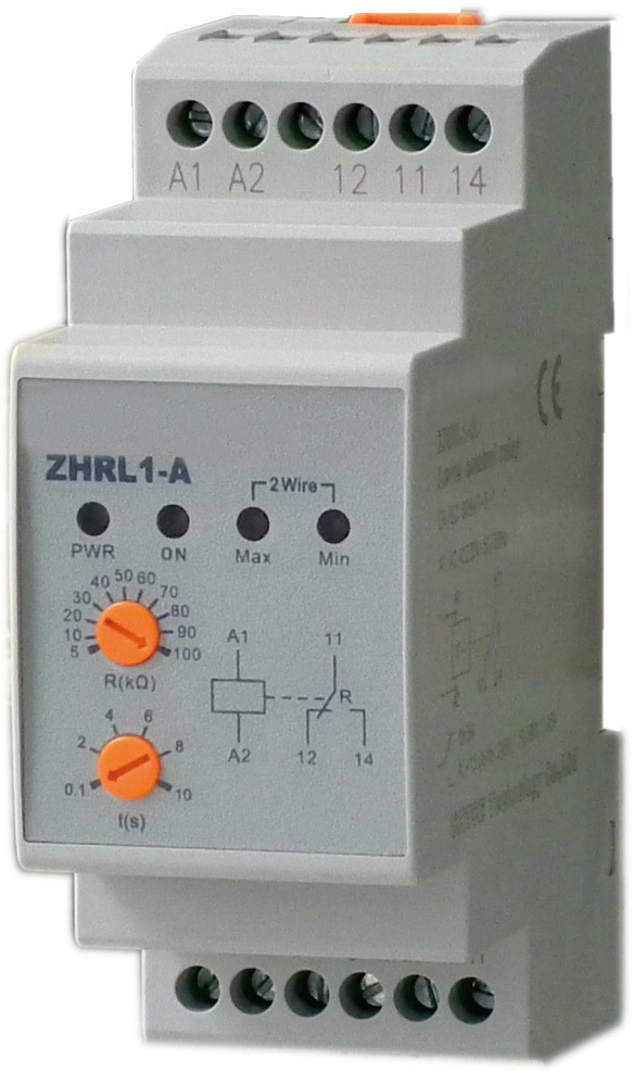 Zhrl1 Liquid Level Relay  Floatless Relay  Water Level