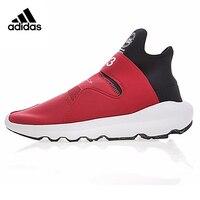 ADIDAS Y3 Y 3 SUBEROU Для мужчин кроссовки, черные, на высоком каблуке Дышащие носки носимых легкий AC7198