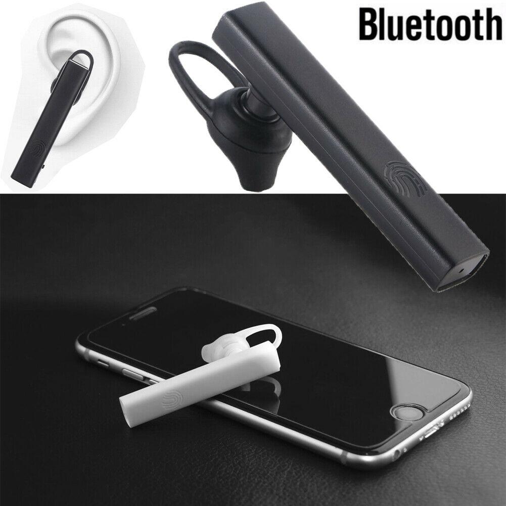 Wireless Bluetooth Headset Ear Hook Earbud Led Earpiece Hand Free Headphones Sport Earphone For Samsung Iphone Bluetooth Earphones Headphones Aliexpress