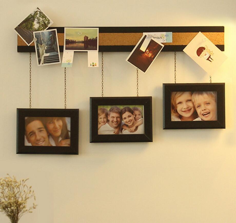 Popular Wooden Multi Photo Frames-Buy Cheap Wooden Multi Photo ...