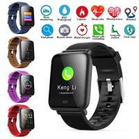 Men Women Smart watch Waterproof Sports With Heart Rate Monitor Blood Pressure Functions Smartwatch Bracelet For Android / IOS