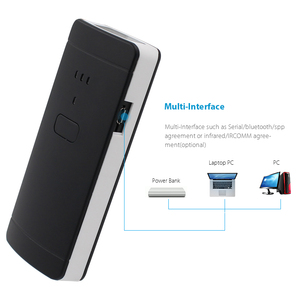 Image 3 - Xeumior Draagbare Pocket Draadloze 2D Scanner QR Code Reader Bluetooth 2D Barcode Scanner Voor Android IOS Scanner Barcod Handheld
