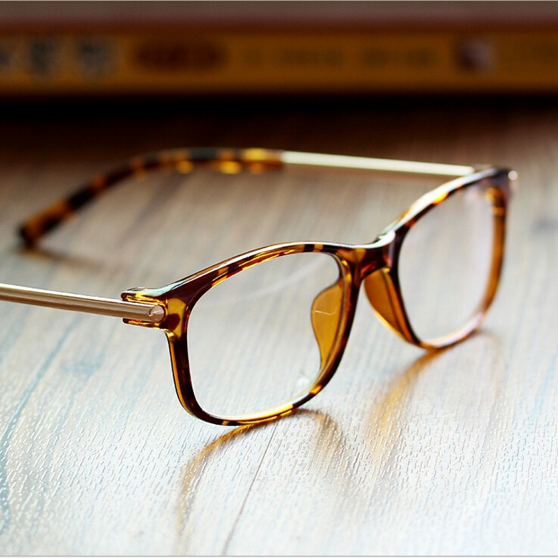 Retro Vintage Prescription Eyeglasses Frames Women Men Designer Fake ...