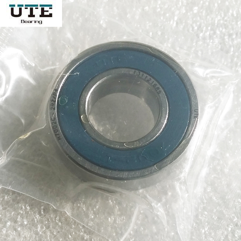 1pcs UTE 7002 7002C H7002C 2RZ P4 HQ1 15x32x9 Sealed Angular Contact Bearings Engraving Machine Speed Spindle Bearings CNC 1pcs 71822 71822cd p4 7822 110x140x16 mochu thin walled miniature angular contact bearings speed spindle bearings cnc abec 7