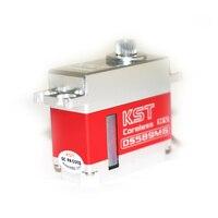 KST DS589MG 9.2KG 0.08sec Digital HV Metal Gear Servo Motor for RC Car Robot Arm Helicopter Airplane Parts