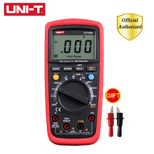 UNI-T UT139A Digital Multimeter True RMS Auto Range AC/DC Amp/Volts Ohm Tester Meter with Data Hold NCV and Battery Test цена