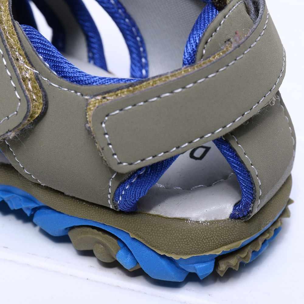 Zomer Kinderen Schoenen Kinderen Kids Sandalen Jongen Meisje Gesloten Teen Zomer Strand Sandalen Schoenen Sneakers Peuter Sandalen Prinses
