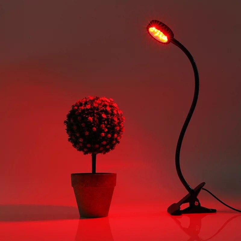 LED Grow Light 5V USB Fitolampy LED Full Spectrum Phyto Lamp With Controller For Vegetable Flower Plant