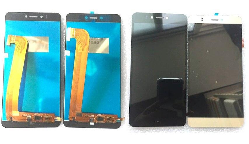 Nouveau LCD Affichage Matrice + Écran Tactile Digitizer Pour 5.3 Prestigio Muze A7 PSP 7530 DUO PSP7530DUO Panneau Verre Assemblée Capteur