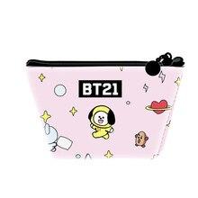 BTS BT21 Purse/Cosmetic Bag (9 Models)