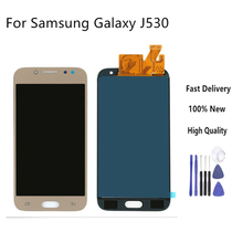 High Quality LCD For SAMSUNG GALAXY j5 2017 J530 J530F SM-J530F Display touch Screen Digitizer Samsung Display+Tools