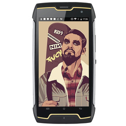 CUBOT Kingkong 3G Smartphone Android7.0 Original 5.0inch MTK6580 Quad Core1.3GHz 2GB RAM 16GB ROM IP67Waterproof 4400mAh Battery
