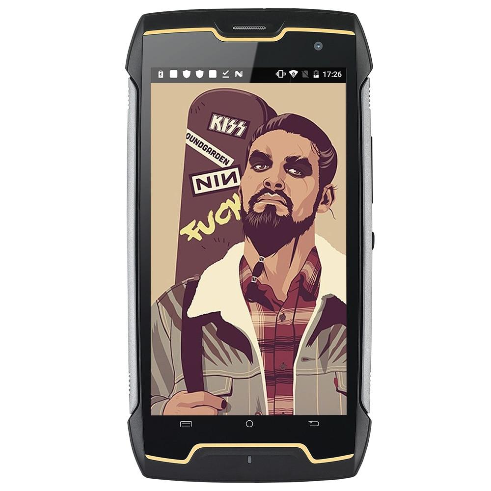 CUBOT Kingkong 3G Smartphone Android7.0 Original 5,0 zoll MTK6580 Quad Core1.3GHz 2 GB RAM 16 GB ROM IP67Waterproof 4400 mAh Batterie