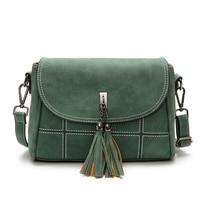 Tassel Women Messenger Bags Women Designer Women Handbags High Quality Bags Female Shoulder Bag Woman CrossBody Bag Small Shoulder Bags Luggage & Bags -