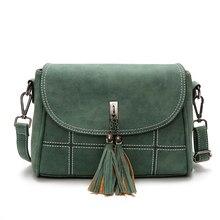 Tassel Women Messenger Bags Women Designer Women Handbags High Quality Bags Female Shoulder Bag Woman CrossBody Bag Small
