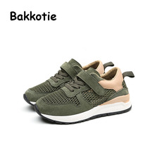 Bakkotie 2017 New Fashion Child Spring Autumn Baby Boy Casual Sport Shoe Kid Brand Sneaker Breathable Leisure Girl Mesh Trainer