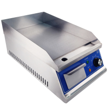 DULONG коммерческий Электрический Гриль Сковородка плита чип фритюрница гриль плоская сковорода Электрический гриль сковорода для кухни ресторана