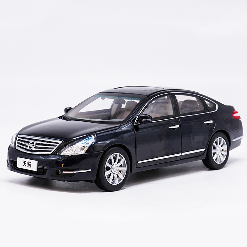 High quality 1:18 NISSAN TEANA simulation zinc alloy model,high-grade metal collection&gift car model decoration,free shipping